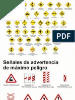 señales de transito