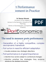 Port Performance Measurement in Practice-Vitsounis-Belgrade[1]