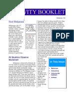 Muharram Activity Booklet-1