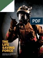 SCDF Annual Report 2011