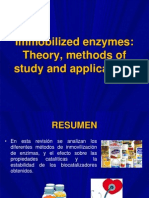 Immobilized Enzymes