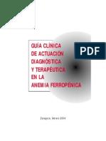 Guia Anemia Ferropenica