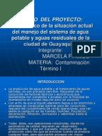 Expo Sic Ion Del Proyecto Contaminacion Fiallos