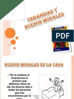 Buenos Modales Las Diapositivas Arregladas