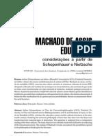 LAMPEJO- Machado de Assis Educador