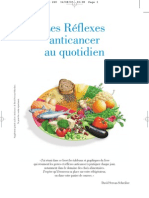 Reflexes Anticancer Quotidien