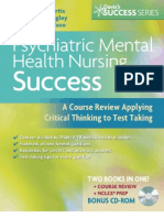 Test Bank For Psychiatric Mental Health Nursing 8th Edition Mary C
