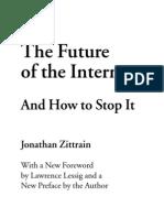 Zittrain Future of the Internet