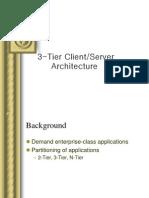 3 Tier Client Server Concept TP