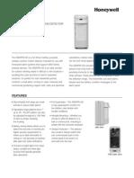 Honeywell 5800pir Od Data Sheet