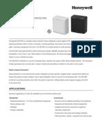 Honeywell 5870api Data Sheet
