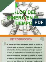 Valor Del Dinero en El Tiempo (Quemar)[1]