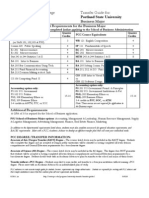 Pcc Transfer to PSU Requirement