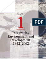 Integrating Environment and Development