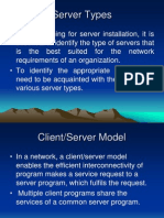 Chapter 1, Server Technology