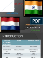 Indo Netherlands Trade Relations