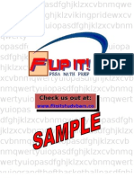 Flip It-pssa Math Vocabulary Grade 6