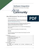 SOA Software Integration