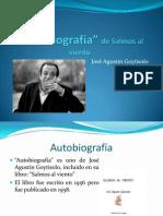 José Agustin Goytisolo Autobiografía