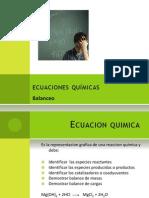 ECUACIONES QUÍMICAS Balanceo Curso de química básica Sesion (19)