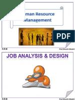 Job Anaysis