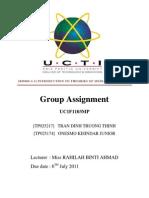ITMC assignment-UCTI