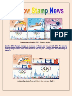 Rainbow Stamp News June 2012