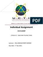 Individual Assignment MMM UCTI
