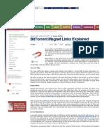 Torrents vs Magnet