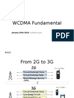 WCDMA Fundamental