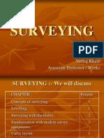 Survey Lec 1