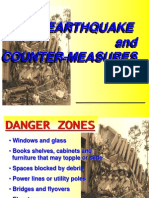Earthquakes and Countermeasures