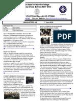 Newsletter 142 - 01.06.12