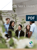 MBA View Book 08 09