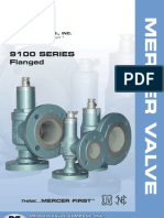 9100 Flanged Brochure