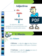 Graus Dos Adjectivos Ppt