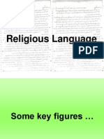 Religious Language Revision