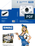 SWAG Catalogue Axle Steering Boots