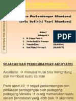 Ppt Teori Akuntansi 1
