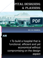 Hospital Designing and Planning