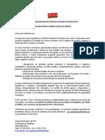 Convite PCP - Audição Acesso ao Direito