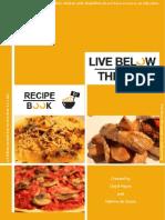 RESULTS Recipe Book