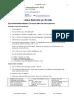 97 Exercicios Revisao Pascal Educare