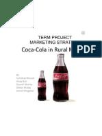 Coca-Cola in Rural Market