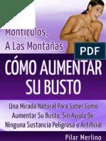 De Los Monticulos a Las Montanas