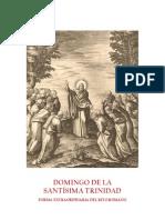 Domingo de La Trinidad.card Schuster