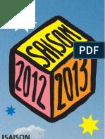Saison Culturelle du Val d'Yerres 2012-2013