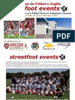 Campus Futbol Ingles Verano Talayuela Caceres