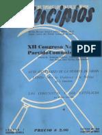 PRINCIPIOS N°7 - ENERO 1942 - PARTIDO COMUNISTA DE CHILE
