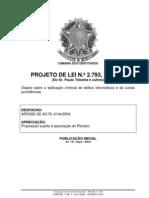 Avulso -PL 2793_2011